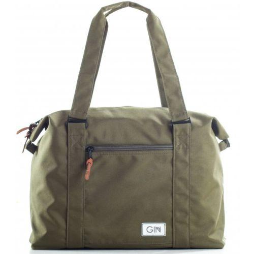 Дорожная сумка GIN M хаки