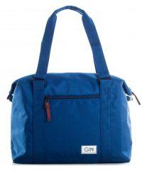Дорожная сумка GIN M синяя