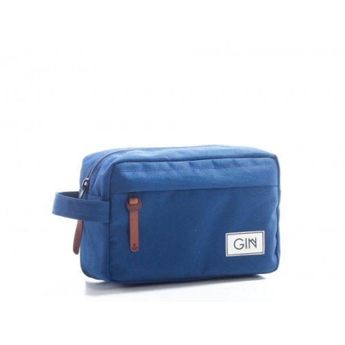 Travel case GIN L синий