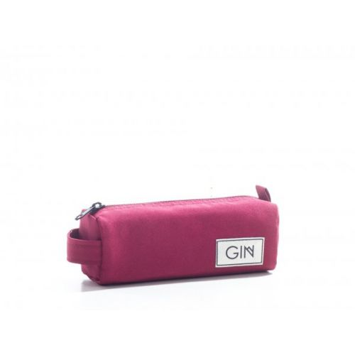 Travel case GIN S бордовый