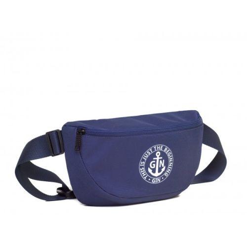 Поясная сумка GIN L синяя