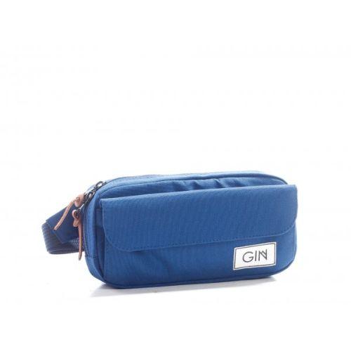 "Поясная сумка GIN ""Мэн"" синяя"