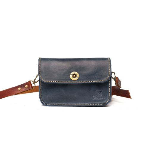 Сумка Gato Negro Mini Bag синяя