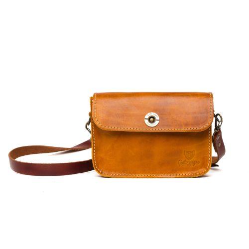 Сумка Gato Negro Mini Bag оранжевая