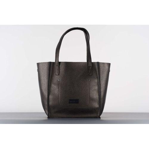 Женская сумка HARVEST shopper bag 01 бронзовая
