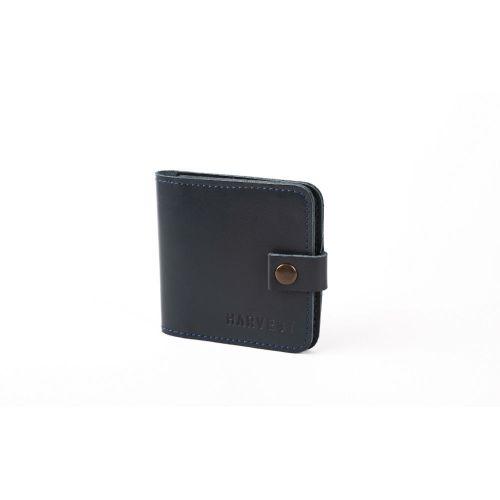 Бумажник HARVEST CLIP NAVY BLUE синий
