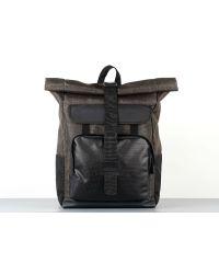 Рюкзак HARVEST WIDE 1 коричневый
