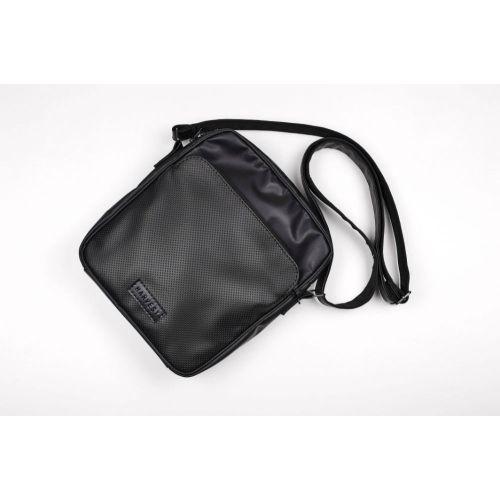 Мужская сумка мессенджер HARVEST BLK 01 черная