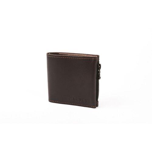 Бумажник HARVEST ROLL BROWN коричневый