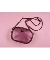 Женская сумочка HARVEST glossy cherry вишневая