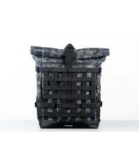 Рюкзак HARVEST MESH 3 MINI геометрия серый