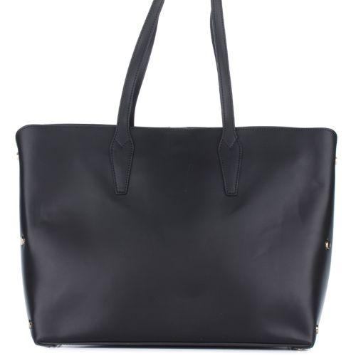 Женская кожаная сумка 1853 черная Италия