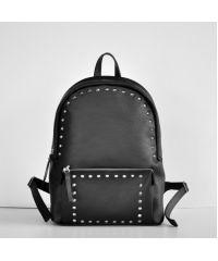 Кожаный рюказк Pilot Black черный