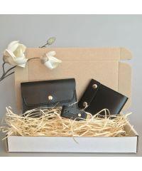 Подарочный набор Klasni Aconite черный К-08-06-04-3