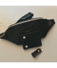 Подарочный набор Klasni Lito черный К-08-04-04-3