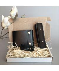 Подарочный набор Klasni Mini черный К-08-05-04-3