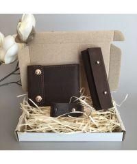 Подарочный набор Klasni Mini орех К-08-05-066-1