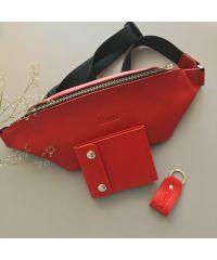 Подарочный набор Klasni Lito красный К-08-04-01-3
