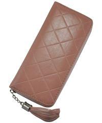 Женский кошелек 095 ромб розовый