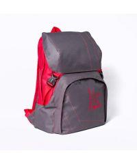 Рюкзак Urban серо-красный