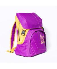 Рюкзак Urban желто-фиолетовый