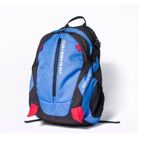 Рюкзак LOCATE синий