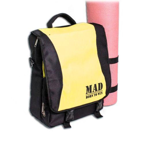 Сумка-рюкзак PACE желтая