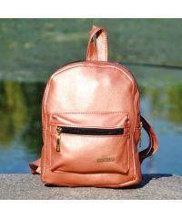 Рюкзак Pocket розовое золото