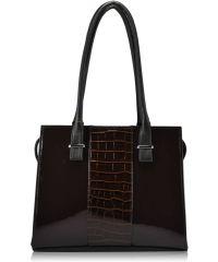Женская сумка 35245 коричневая