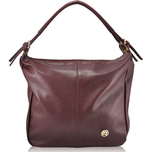 Женская сумка 35267 бордовая