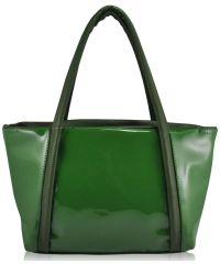 Женская сумка 35284 зеленая