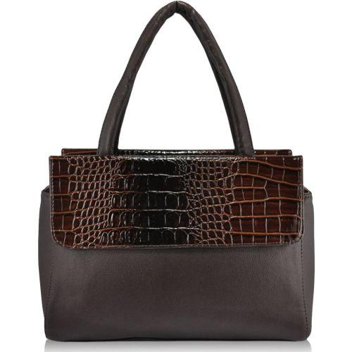 Женская сумка 32837-2 коричневая