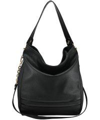 Женская сумка 35268 черная