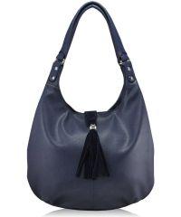Женская сумка 35272 синяя