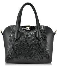 Женская сумка 35255 Phyton черная
