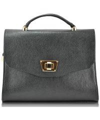 Женская сумка 35236 черная