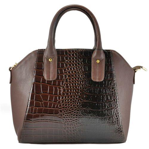 Женская сумка 32986 коричневая