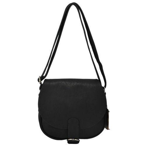 Женская сумка 32873 черная