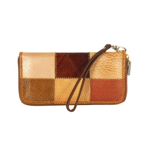 Женский кошелек 7201-21 коричневый