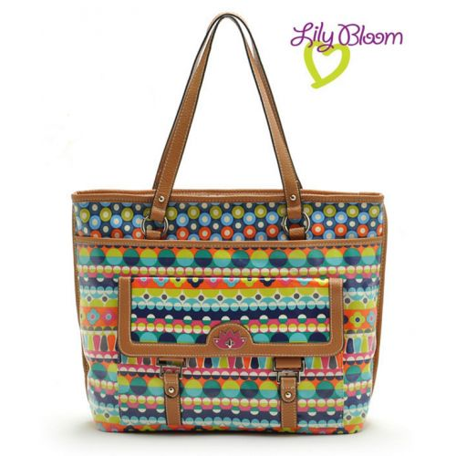 Женская сумка 7214-11 разноцветная