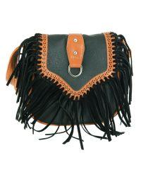 Женская сумка 7215-10 черная