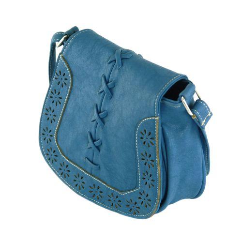 Женская сумка 7215-22 синяя
