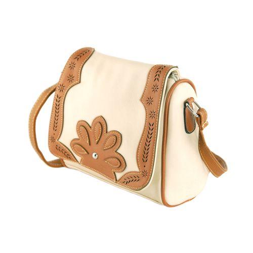 Женская сумка 7215-31 бежевая