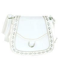 Женская сумка 7215-41 белая