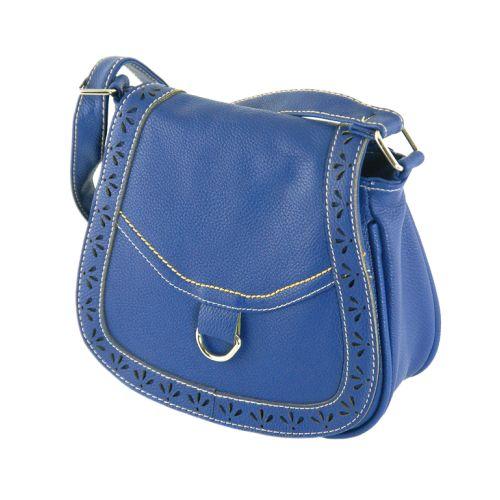 Женская сумка 7215-43 синяя