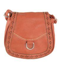 Женская сумка 7215-44 рыжая