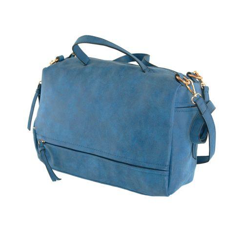 Женская сумка 7218-06 синяя