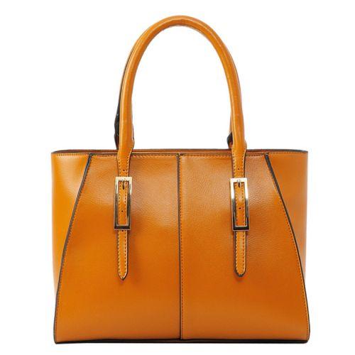Женская сумка 7219-12 рыжая