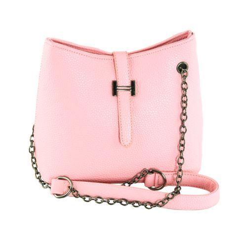 Женская сумка 7220-12 розовая