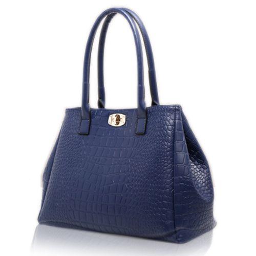 Женская сумка 7226-01 синяя